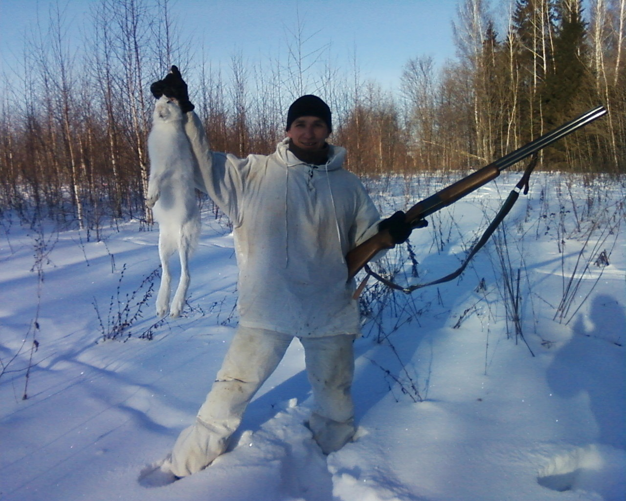 чучела и профили гусей для охоты