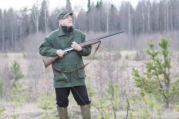 Охота в Эстонии
