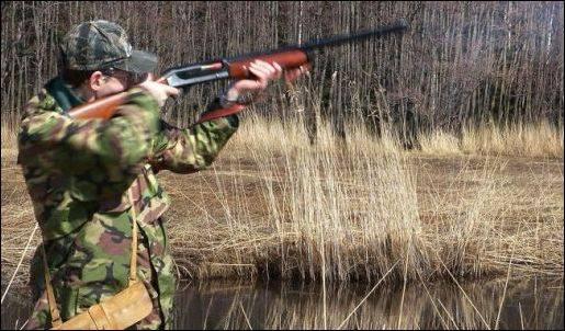 Стрельба в одно движение