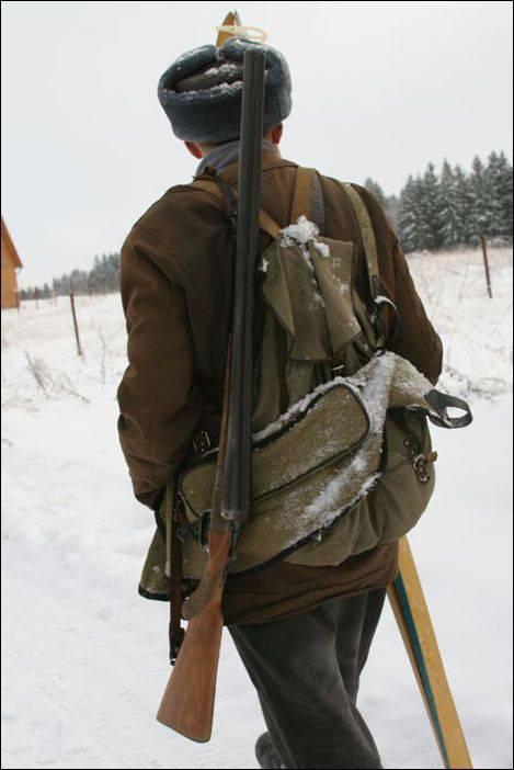 Сельский охотник