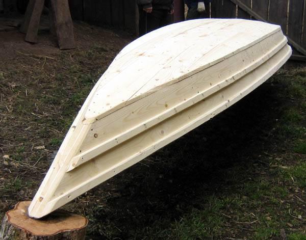Лодка-плоскодонка