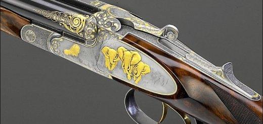 Гравировка охотничьего оружия