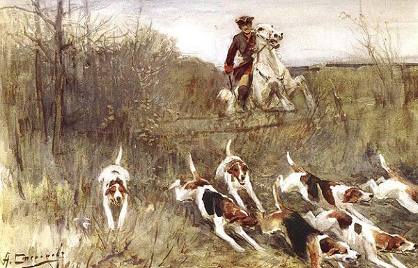 История охоты