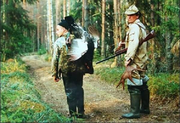 Охотничьи угодья