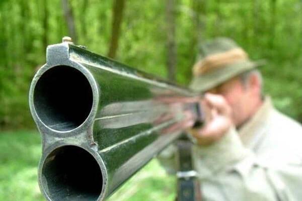 Выстрел по живой мишени