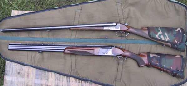 фото ружей иж 43