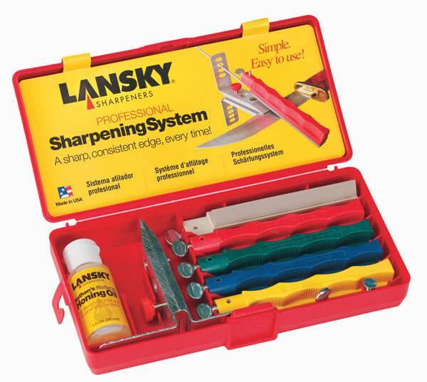 Набор для заточки ножей Lansky