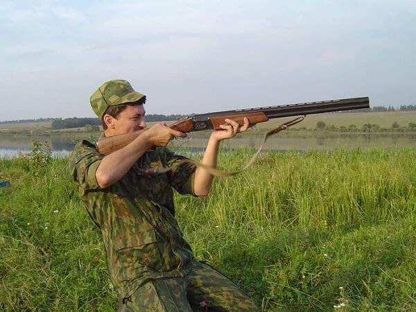 Охота в Курской области