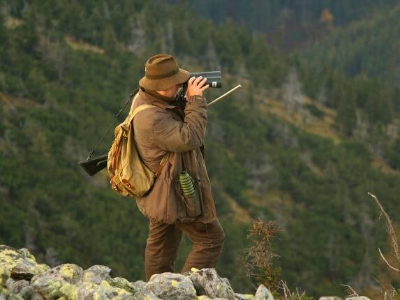 Охотничье хозяйство в Словакии
