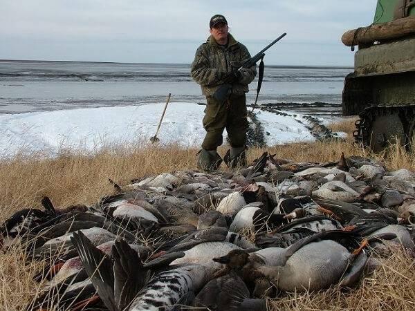 Охотники Кольского полуострова