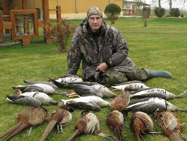 Охотник Румынии