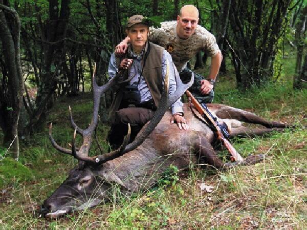 Охотники Болгарии