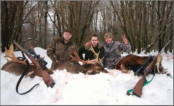 Охотники Чехии