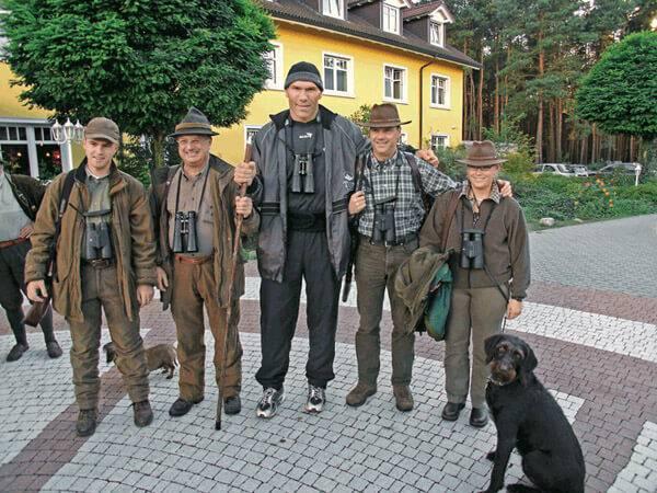 Охотники Германии