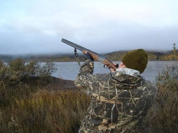 охота и рыбалка каргасокского района