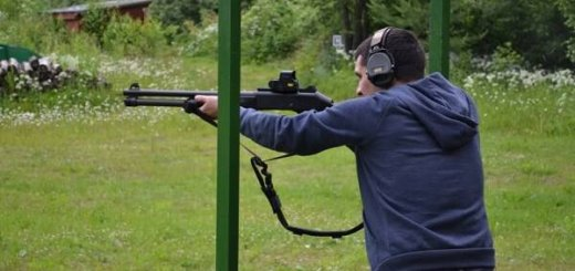 Охотничье стрельбище за рубежом
