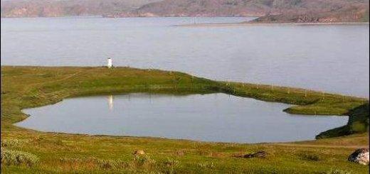 Озеро Могильное