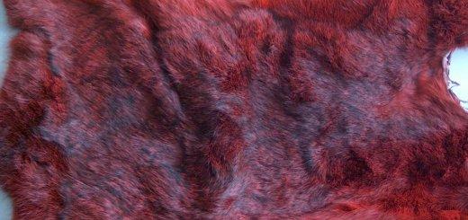 Покраска меха