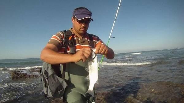 Рыбалка на острове Олерон