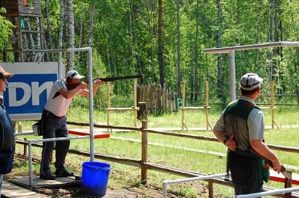 Тренировка стрельбы