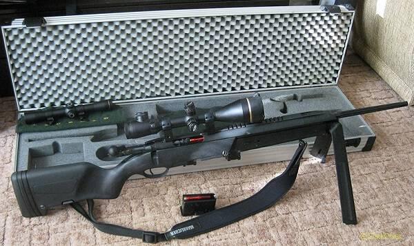 Охотничий карабин - Steyr Mannlicher Scout .308win