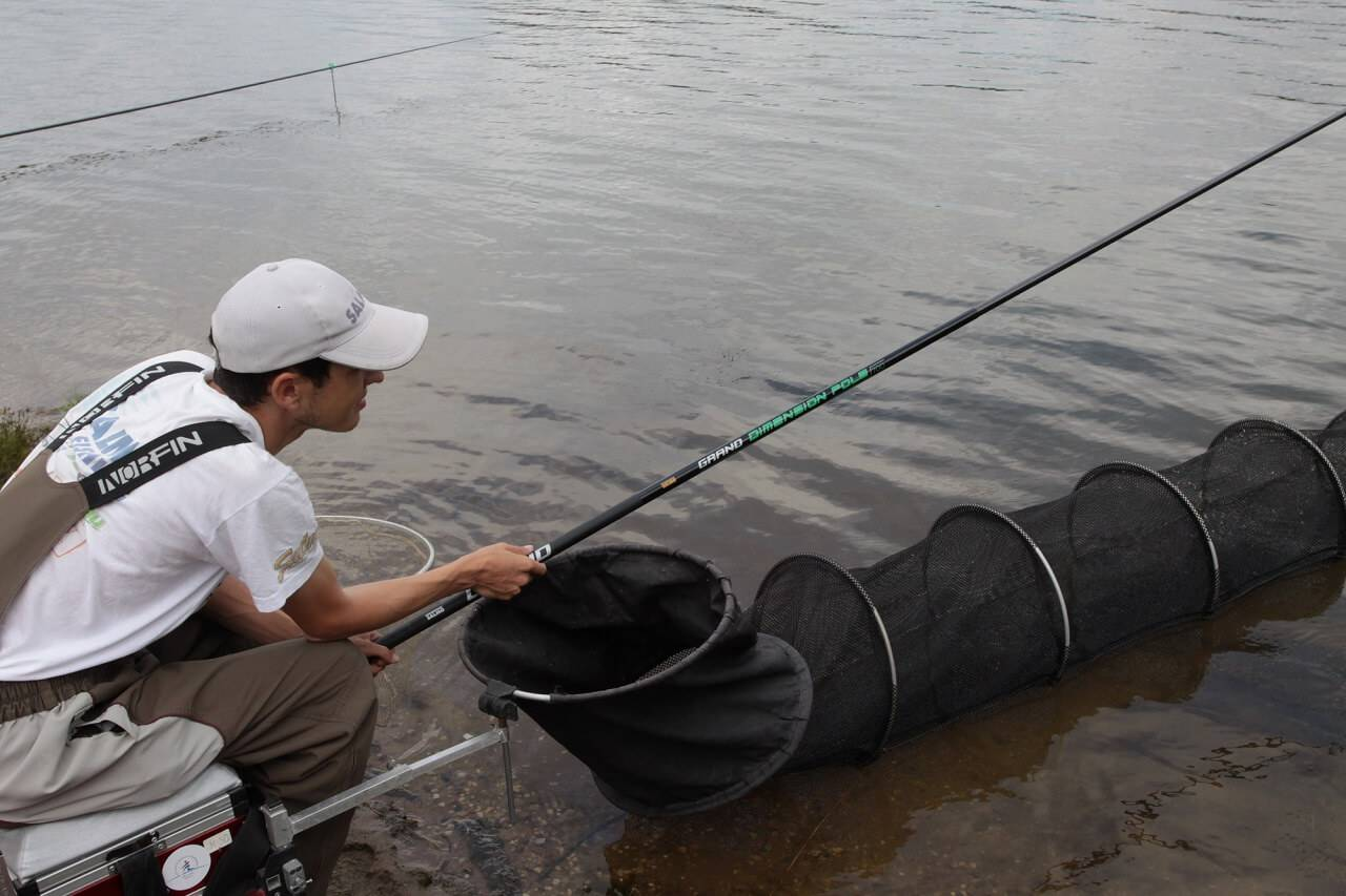 для ловли на озере спиннинг длина