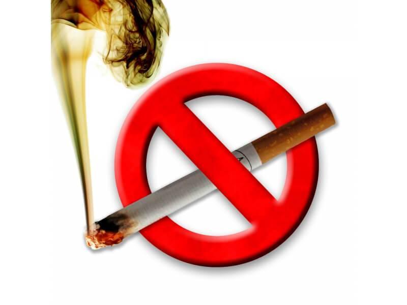 Курение на охоте