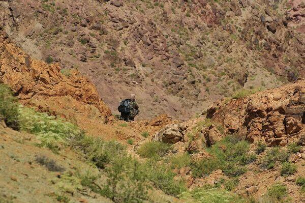 Охотничьи угодья в горах