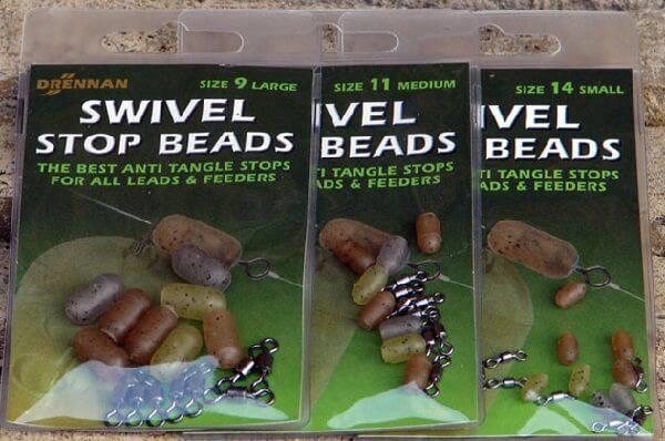 Swivel Stop Beads