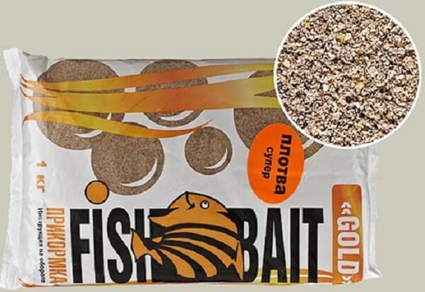 Прикормка Gold Плотва Супер FishBait
