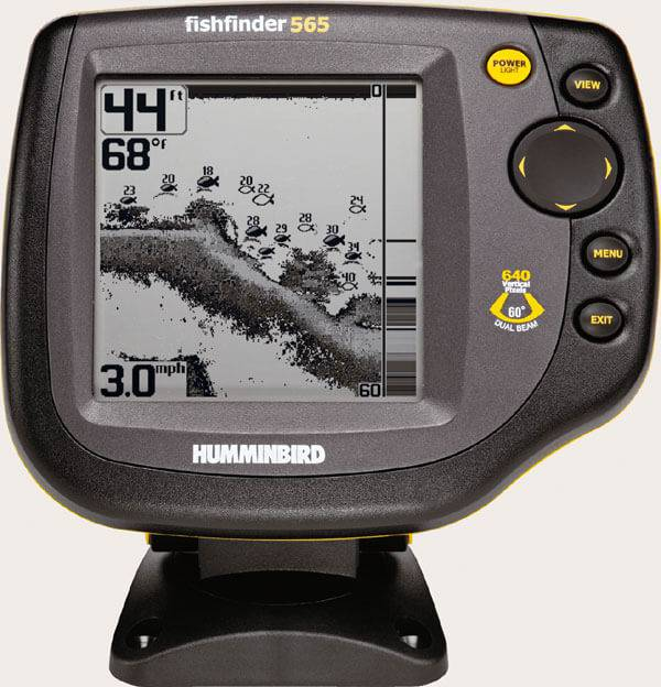 Эхолот Humminbird Fishfinder 580 Combo