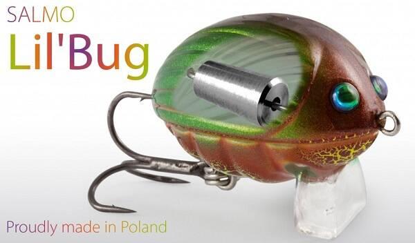 Воблер Salmo Lil'Bug