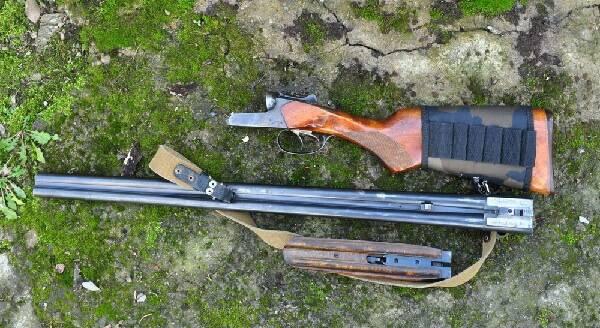 простой ружье иж 58 его характеристики преимущества недостатки цена краски наносится