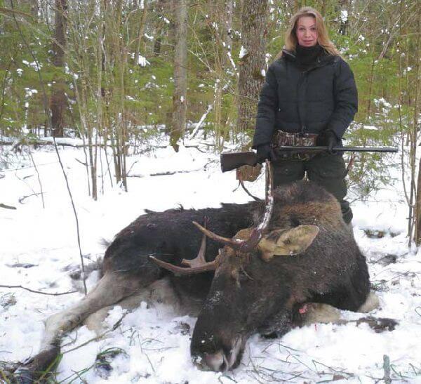 Женская охота