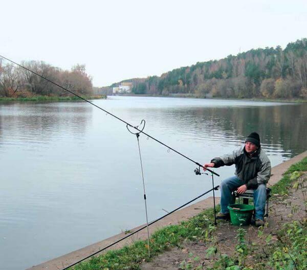 рыбалка в псковской области на леща