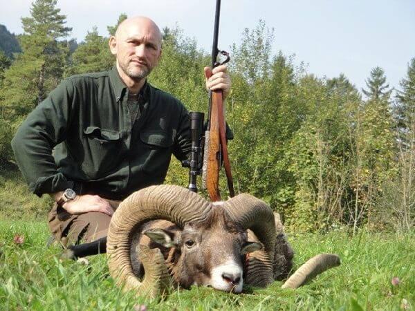Охота в Австрии