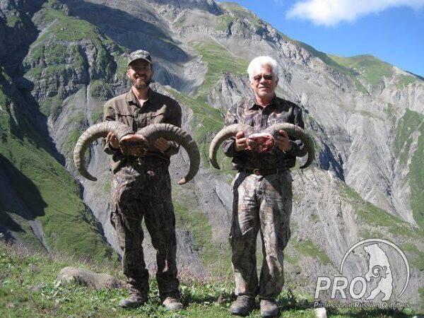Охота в Азербайджане