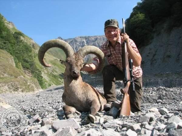 Охота в Дагестане на тура