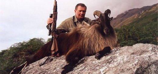 Охота в Новой Зеландии