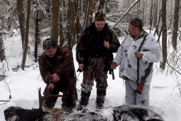 Охота в Украине