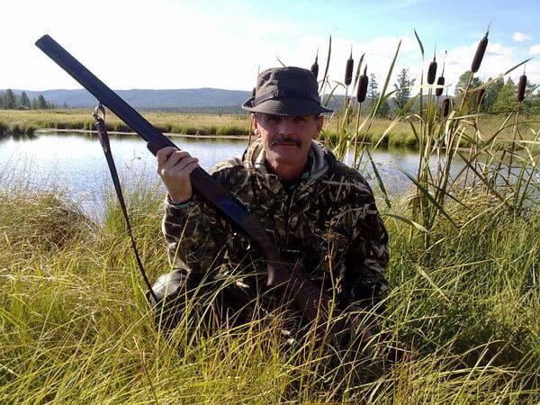 Охота на уток осенью