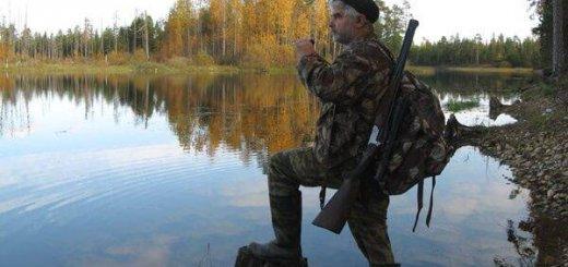 Охота в Латвии летом