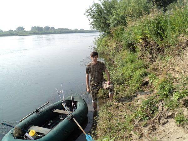 рыбалка на иртыше в омске карта