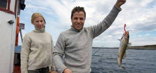 Рыбалка в Норвежском море