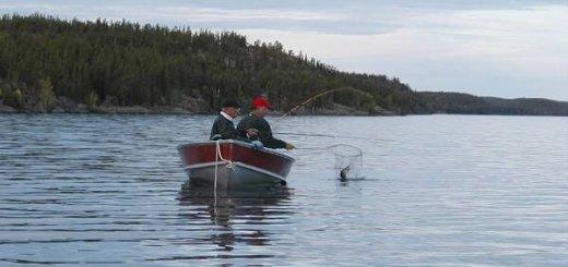 Рыбалка на Оби