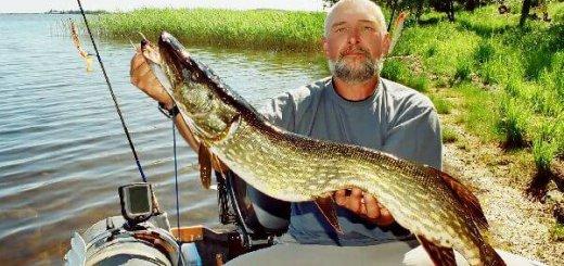 Рыбалка в Польше