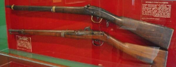 Казнозарядные ружья