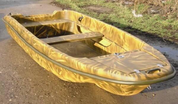 Лодка для охоты