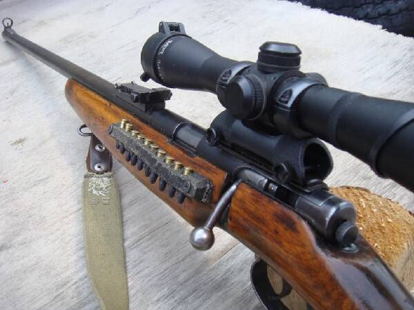 Малокалиберная винтовка ТОЗ-8
