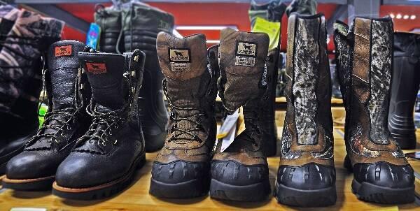 Обувь охотника
